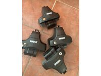 Thule roof foot pack Mercedes CL