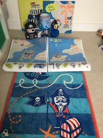 Pirate Bedroom Bits 3 lots