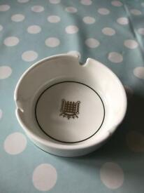 Ashtray Wedgwood House of Commons rare