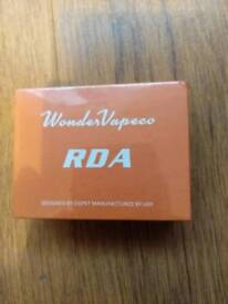 New wonder vapeco rda by ijoy.