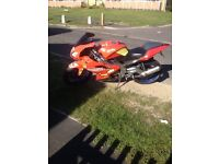 Aprillia rs125 for sale or swaps