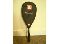Wilson Hammer Squash Racket