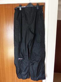 Ladies Waterproof Overtrousers