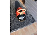 Ride 'N' Roll Ladybird ride on