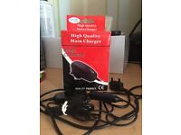 Sony Ericsson Charger for K750 or K750i with added Headphone Cables