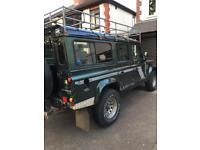Land Rover 110 station wagon