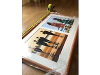 Jack Vettriano Duo Prints Framed for sale  Burwell, Cambridgeshire