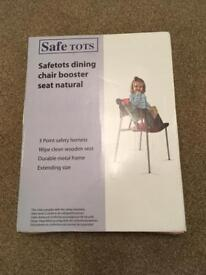 Safe Tots Travel Dining Chair/Booster Seat