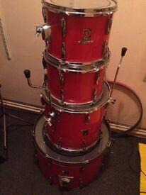 """Premier Royale Drum Kit 12"""", 13"""", 16"""", 22"""""""