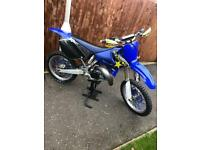 YAMAHA YZ 125 2 Stroke for sale  Danderhall, Edinburgh