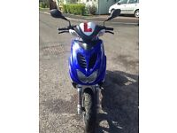 Yamaha Aerox 50cc. In Good Condition.