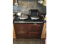 Gas AGA cooker oven solid ring MAKE AN OFFER