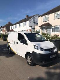 Nissan NV200 LOW MILEAGE FULL SERVICE HISTORY