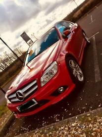 *rare* Mercedes C180