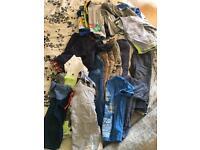 Boys Next Clothing Bundle 12-18mths