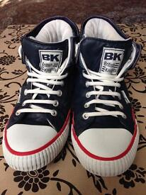British knights boots trainer , size 8