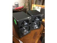 High quality speakers only £25ono