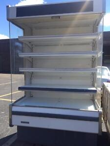 Hussmann Commercial Open Refrigerated Merchandiser Display Case /Grab and Go