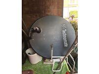 Technomate satellite dish