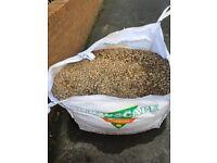 One bag 1 ton garden stones