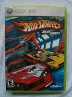 •NEW IN WRAPPER• Hot Wheels™: Beat That! - Xbox 360.