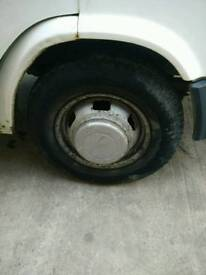 195/15 8ply van commercial transit tyre.