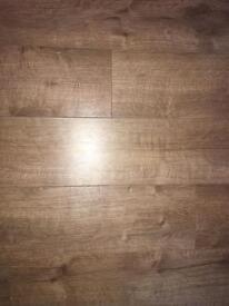 Oak effect 16m2