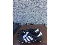 Adidas kaiser 5 football boots size 7 hardly worn £15 Ono to clear thanks