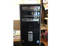 Reduced price Pc tower, monitor etc