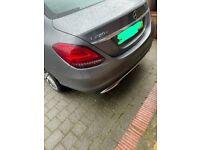 Mercedes Rear bumper