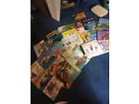Children's story books / reading books
