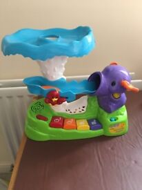 Vtech pop and play elephant toy