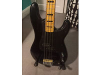 Squier Classic Vibe 70s P-Bass Upgraded & Extras