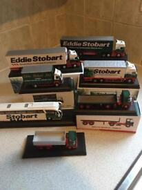 Eddie Stobart collectible lorries