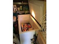 Whirlpool Large Chest freezer