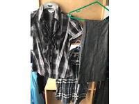 Job lot of size 8-10 clothing bundle