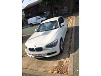 WHITE BMW 1 SERIES 2013 (63) FOR SALE