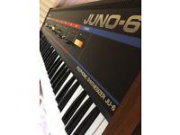 Roland Juno 6 Perfect Condition