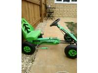 Large kids outdoor kart