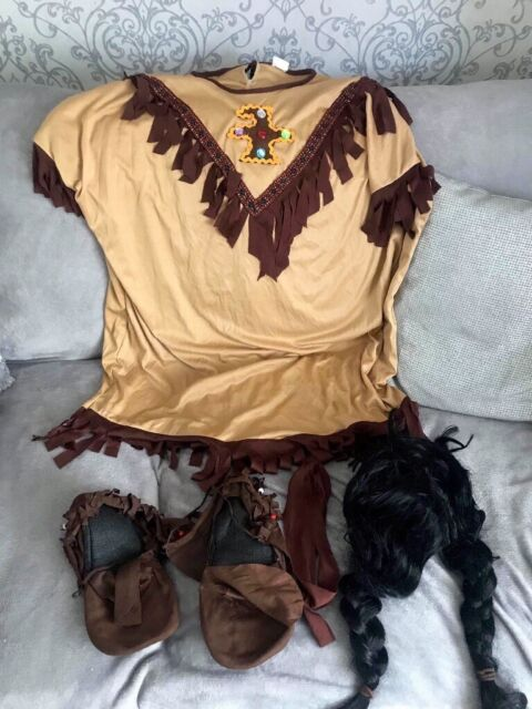 0ea97163875a7 Ladies Indian fancy dress outfit. One size fits all. | in Plymouth, Devon |  Gumtree