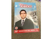 The office complete collection dvd