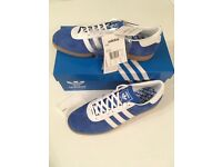 BNIB ADIDAS ORIGINALS: ATHEN - SOLD OUT DEADSTOCK RARE TRAINERS FROM SIZE? MANCHESTER. UK 9 / XMAS
