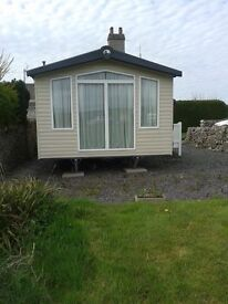 TO BE SOLD OFF SITE SWIFT BORDEAUX HOLIDAY HOME/STATIC CARAVAN