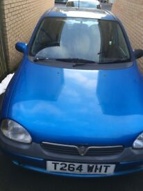 Vauxhall Corsa Breeze for sale