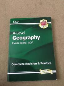 AQA A-Level Geography Book (New Spec)