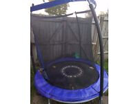 6ft trampoline £20