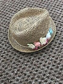 Next brand new girls hat size 7-10
