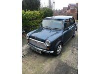 Rover Mini - classic Mini in excellent condition