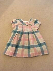 Mayoral designer dress size 9 months