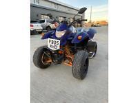 Road Legal Quadbike Quad Quadzilla Barossa Apache